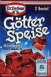 Produkt-Bild: Dr. Oetker Götterspeise Himbeer-Geschmack, 25 g