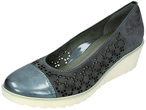 ara Damen Pumps 12-37842-05 Grau 255344