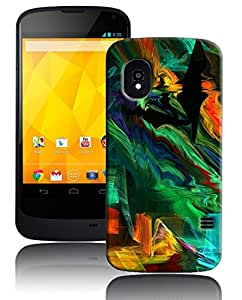 PrintFunny Designer Printed Case For LG Google Nexus4