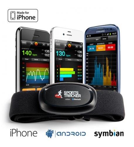 Suunto Sports Tracker HRM2 Heart Rate Sensor