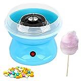 Zuckerwatte-Maschine, Whitgo DIY Candy elektrische Maschine, Marshmallows Tool Maker, Karneval Party Candy Zuckerwatte-Maschine für Kinder Kids (blau)