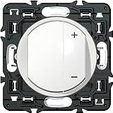 Legrand Celiane LEG99735 Interrupteur variateur 300 W Blanc à composer