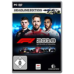 F1 2018 Headline Edition [PC] [PEGI-AT]