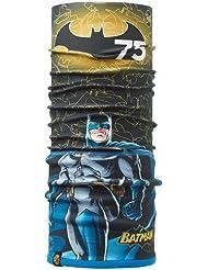 original buff superheroes jr polar buff® dark bat / harbor - polar buff para unisex, color multicolor,  adolescente