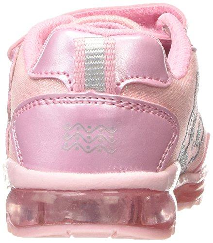 Geox Todo B Baby Mädchen Lauflernschuhe Rosa (Pink)
