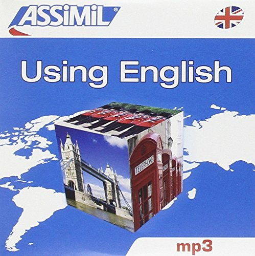 Using English (Perfectionnement anglais) : 1 CD mp3
