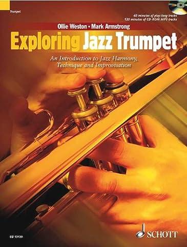 Exploring Jazz Trumpet +CD --- Trompette (Méthode de Jazz)