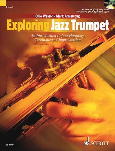 Exploring Jazz Trumpet +CD --- Trompette...