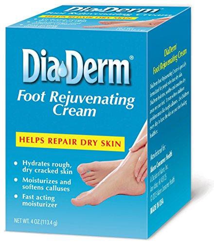 DiaDerm Foot Rejuvenating Cream Review