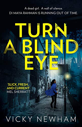 Turn A Blind Eye A Gripping And Tense Crime Thriller With A Brand