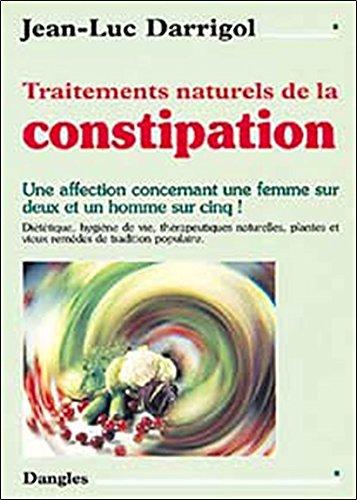 Traitements naturels de la constipation : Une affection concernant une femme sur deux et un homme sur cinq