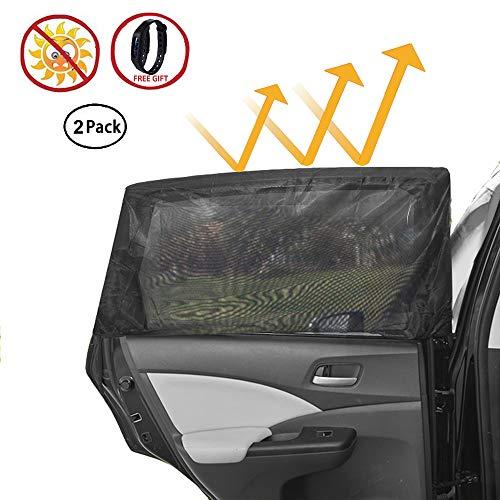 VILLSION-auto-finestra-ombra-universale-Fit-SUV-Jeep-Truck-Car-Rear-Window-parasole-per-bambino-finestra-parasole-blocco-dannosi-raggi-UV-anti-zanzare-2-confezione