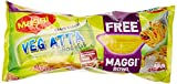 #2: Maggi 2 Minute Vegetable Atta Noodles, 320g with Free Bowl