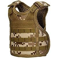 AchidistviQ Outdoor Camo Tactical Militär Mini Vest Beer Beverage Water Bottle Cup Holder 3# preisvergleich bei billige-tabletten.eu