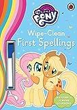 #7: My Little Pony - Wipe-Clean First Spellings