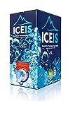 ICEIS - Natürliches alkalisches Wasser (pH-Wert 8,8) von einem Gletscher in Island - 5L (Packung mit 5 Stück)