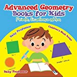 Advanced Geometry Books for Kids - Perimeter, Circumference and Area | Children's Math Books