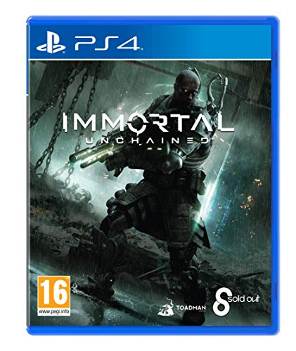 Sold Out - Immortal: Unchained /PS4 (1 GAMES)