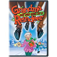 Grandma Got Run Over By A Reindeer /