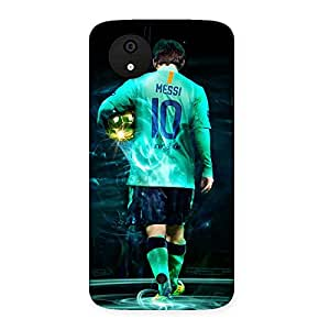 UNICOVERS Player 10s Back Case Cover for Micromax Canvas A1