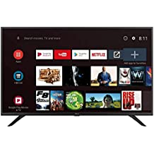 Micromax 102 cm (40 inch) Full HD Certified Android Smart LED TV 40TA6445HD (Black) (2019 Model)