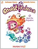 Ernest and Rebecca #2: Sam the Repulsive (Ernest & Rebecca Graphic Novels)