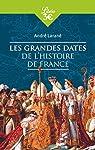 Les grandes dates de l'histoire de France par Larané