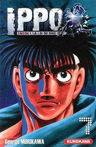 Ippo - Saison 4 - La loi du ring Vol.7 par MORIKAWA George