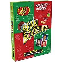 Jelly Belly Bean Boozled Calendrier de l'Avent avec des Gouts Insolites 200 g