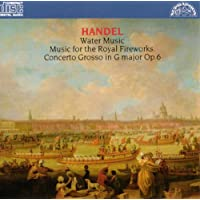 Water Music:Music For The Royal Fireworks
