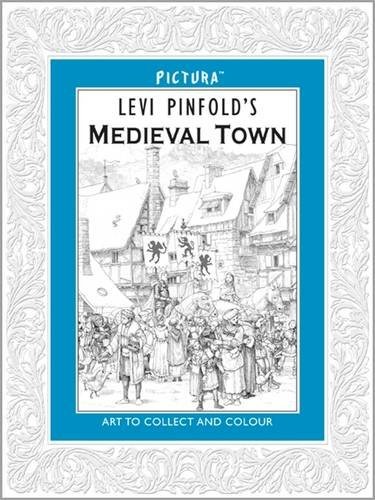 Pictura. Levi Pinfold's A Medieval Town