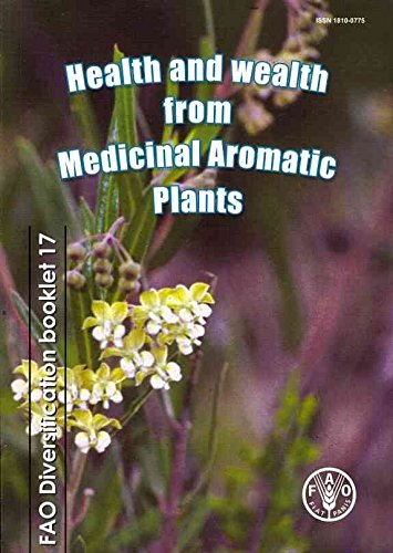 [Health and Wealth from Medicinal Aromatic Plants] (By: Elaine Marshall) [published: May, 2012]