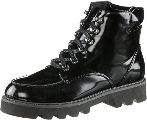 Buffalo-Damen-Bootie-schwarz-40