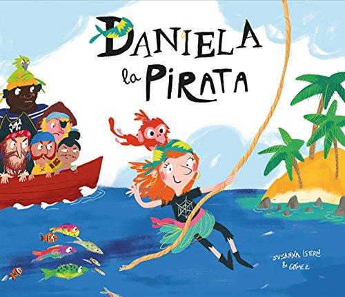 Daniela, la Pirata  (CAT) por Susanna Isern