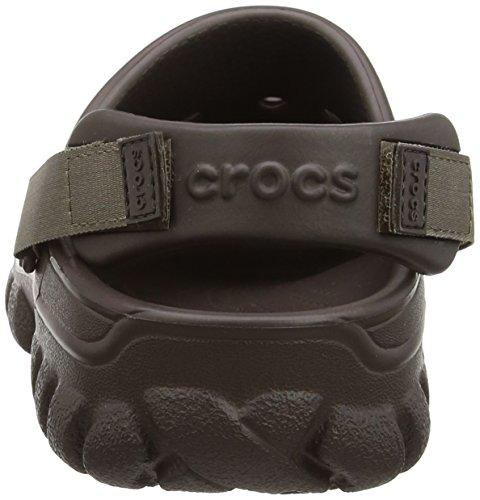 Crocs Offroad Sport, Unisex-Erwachsene Clogs Braun (Espresso/Walnut)