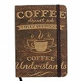 Tootpado Coffee Journal 100 pages - Diar...