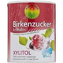 Bioenergie Birkenzucker, Xylitol kristallin, 1er Pack (1 x 600 g)