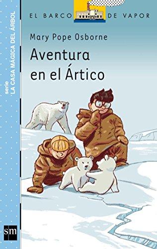 Aventura en el ártico (Barco de Vapor Azul)