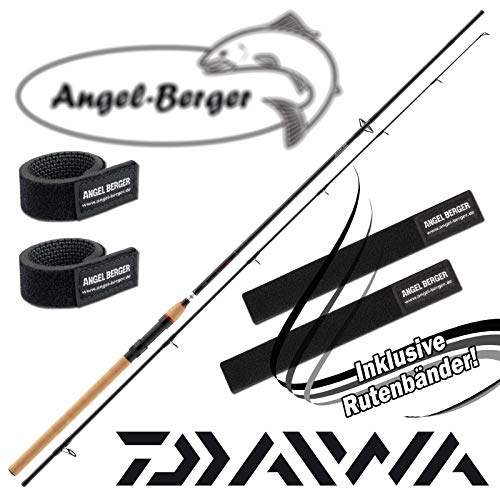 Angel-Berger Daiwa Ninja X Spin Spinnrute Rutenband (2,40m / 50-100g)