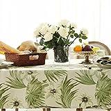 WFLJL Moderna simplicidad,Manteles,Rurales,mesa de comedor,mesa de café,Aomori,130*180 cm