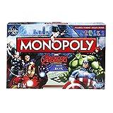 Marvel Avengers Monopoly Board Game