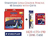 Staedtler Luna Watercolor Pencil (Pack of 48)
