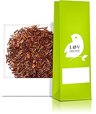 Løv Organic - Rooibos Vanille - Recharge 100 g