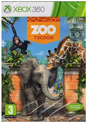 ZOO TYCOON 360 XBOX 360