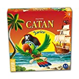 Devir- Juego Junior ¡COLONIZA LA Isla DE Catan con Astucia Y Estrategia, (221947)