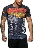 Mega angesagtes Männer T-Shirt mit Totenkopf für jeden Anlass und jeder Jahreszeit. Lassen Sie sich mit dem T-Shirt feiern. Sie werden auf Jeder WM Party oder bei Jedem WM-Spiel der Hingucker schlechthin. Es handelt sich hier um ein schönes T-Shirt, ...