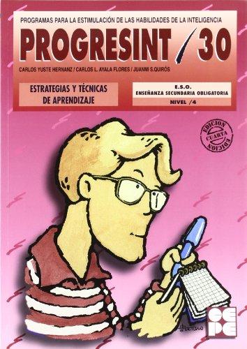 Progresint / 30 - Programas Para La Estimulacion..