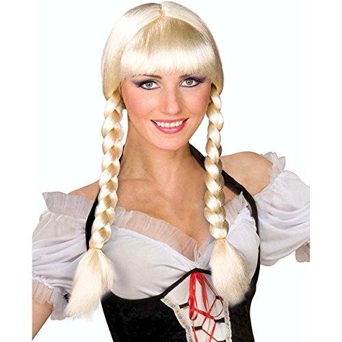 Forum Novelties Inc 20805 Inga - partir perruque blonde Su-de