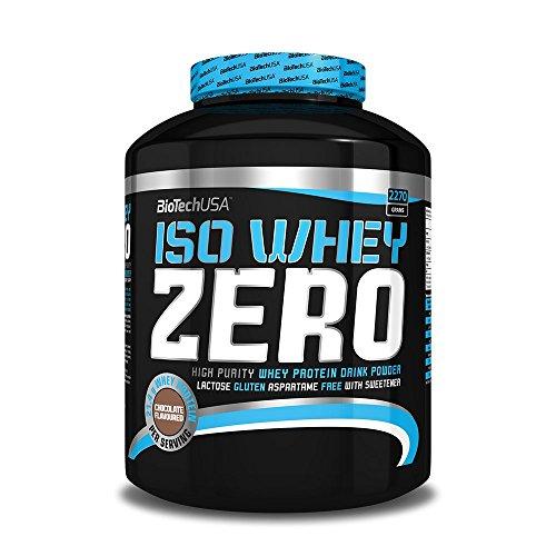 Biotech usa - iso whey zero - 2270g - crema di biscotti - cookies&cream