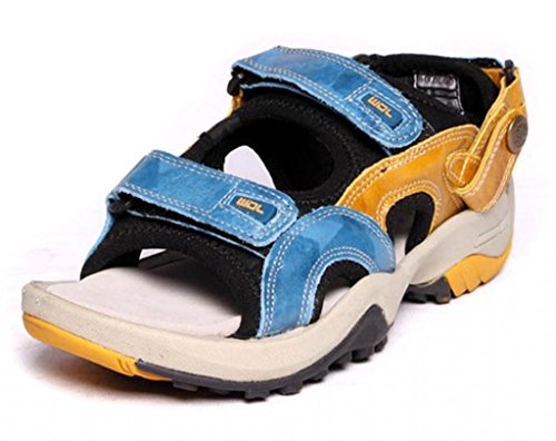 Woodland GD1033111W13 – Blue Casual Sandals for Men 51s47RvoT4L